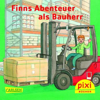 Der Baustoffhandel im Format zehn mal zehn Zentimeter: Das neue Pixi-Buch der Hagebau erklärt Betriebsabläufe, Sortiment und Dienstleistungen.