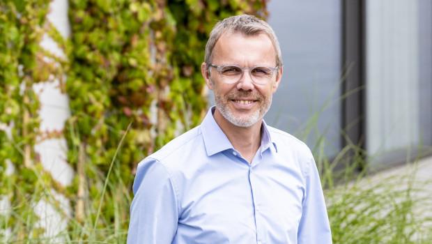 Magnus Hoveling ist Geschäftsführer von Cuxin DCM.