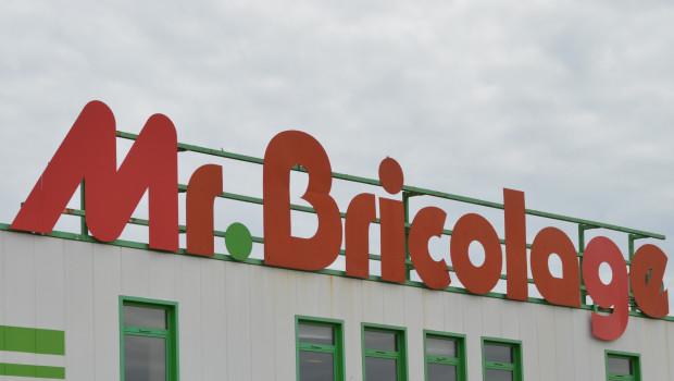 Die Baumärkte der französischen Gruppe Mr. Bricolage haben im ersten Halbjahr auf gleicher Fläche 5,6 Prozent mehr umgesetzt als im Vorjahreszeitraum.