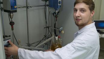 Biopin investiert in Forschung und Entwicklung