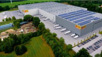 Neues Poco-Logistikzentrum entsteht in Walsrode-Bomlitz