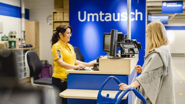 """""""Zweite Chance"""" nennt Ikea sein Programm zum Rück- und Weiterverkauf gebrauchter Möbel. Mit dem """"Buyback Friday"""" soll es einen weiteren Impuls bekommen."""