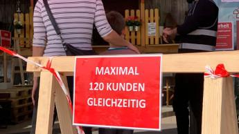 Baumärkte sonntags geöffnet? Einer teils, der Rest nein