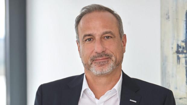 """""""Wir legen viel Wert auf die persönliche Kommunikation mit unseren Partnern"""": Eckard Kern, Vorsitzender der Eurobaustoff-Geschäftsführung."""