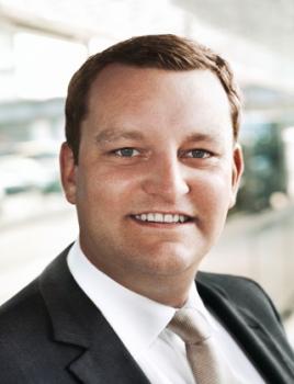 Florian Merkel ist jetzt Vice President Sales EMEA bei der MTD Products AG.