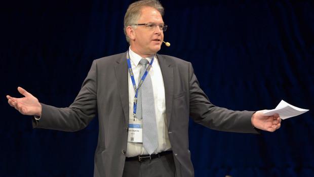 Régis Degelcke stand bislang als Präsident an der Spitze des europäischen Baumarktverbands Edra.