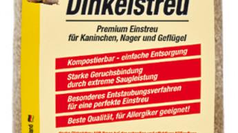 "Dinkelstreu von ""Deuka"""