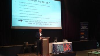 Der Synlog-Tag diskutiert über Logistik 4.0 – und die Abschaffung des WKZ