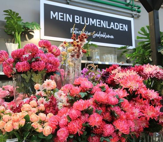 Eindrücke aus dem umgestalteten Bellaflora-Gartencenter in Gerasdorf.