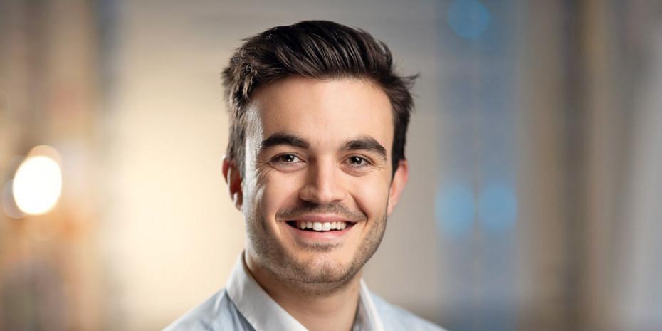 Christian Keller, Inhaber von Kellerdigital, einem Dienstleistungsunternehmen für Onlinemarketing für Handwerksunternehmen.