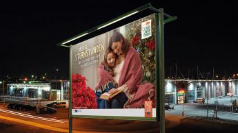 Wieder subventionierte Werbemittel für die Weihnachtsstern-Saison 2021
