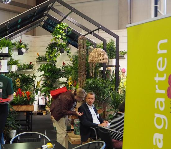 Das neue Einrichtungsmodul für Egesa Garten-Mitglieder hat die Form eines Häuschens.