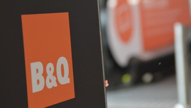 In Großbritannien und Irland, wo Kingfisher mit B&Q und Screwfix aktiv sind, gab es im zweiten Quartal ein Umsatzplus.