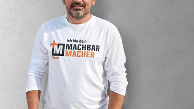 Oliver T. aus Nordrhein-Westfalen ist einer der neuen MachbarMacher von Obi.