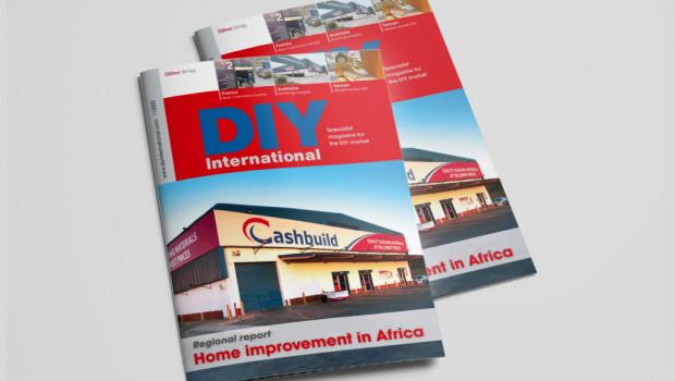 Der große Länderbericht Afika ist Titelthema von DIY International 1/2020.