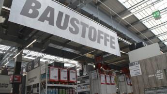 Deutsche Baumärkte legen in den ersten neun Monaten um 4,5 Prozent zu