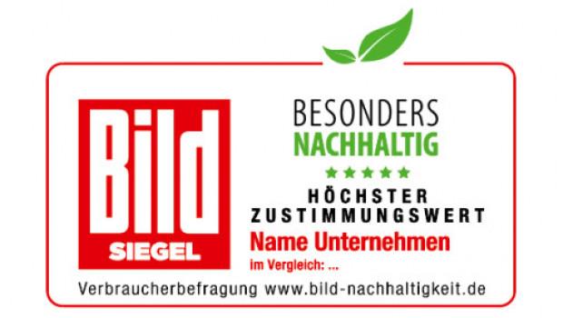 Bild und Service Value fragten die deutschen Verbraucher nach den nachhaltigsten Unternehmen im Land.