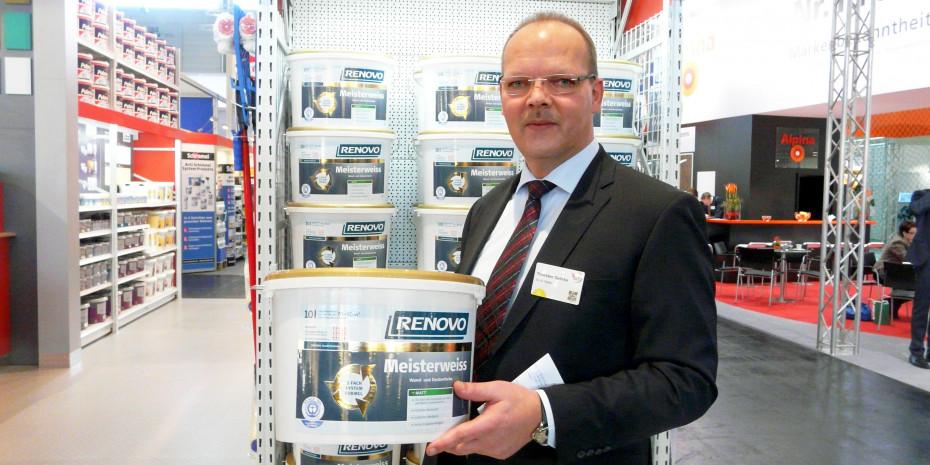 Thorsten Gehrke, Zeus Bereichsleiter CM DIY