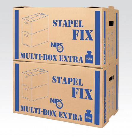 Nips, Stapel-Fix Umzugskarton Extra