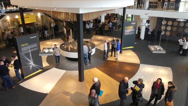 Mehr als 1.300 Gäste konnte Parador anlässlich der Internationalen Handelstage in Coesfeld begrüßen.