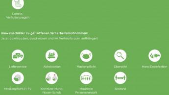 Grünes Verbändebündnis setzt auf verantwortungsvolle Geschäftsöffnungen