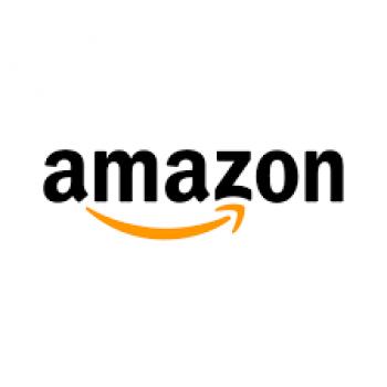 Gefriert das Lächeln im Amazon-Schriftzug? Die Umsatzanteile des Portalbetreibers sind geringer als erwartet.