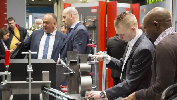 Fünf Monate vor der Internationalen Eisenwarenmesse in Köln zeichnet die Branche ein positives Bild vom Konjunkturverlauf.