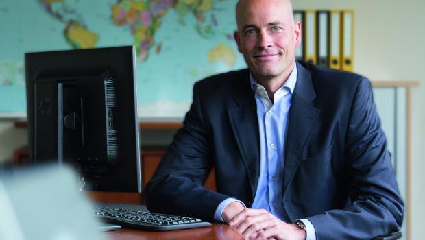 Zum 1. Juni übernimmt Ulrich von Glahn die Geschäftsführung der Floragard Vertriebs-GmbH. [Bild: Floragard]