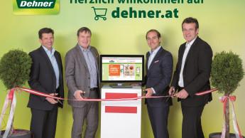 Dehner eröffnet auch in Österreich einen Online-Shop