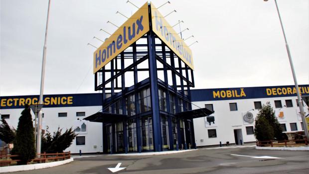Der erste Homelux-Markt wurde in der Stadt Ploiesti eröffnet.