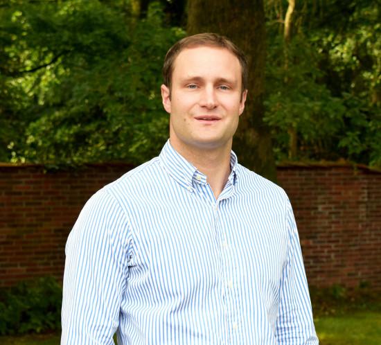 Jan zu Jeddeloh repräsentiert die dritte Generation der Geschäftsführung des Familienunternehmens.