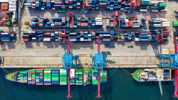 Es gibt 10 Prozent zu wenig Container für die Seefracht, sagen Experten.