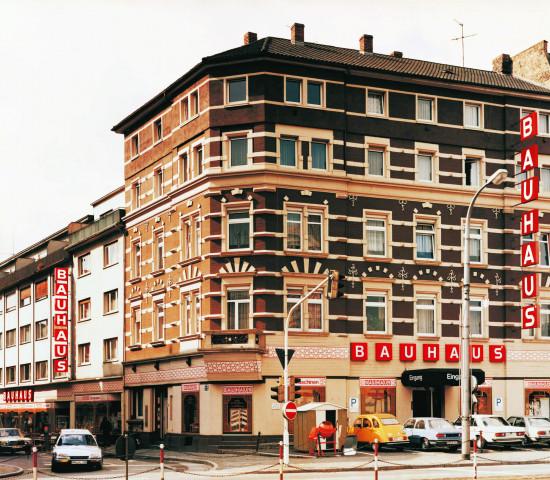 Bauhaus in Mannheim