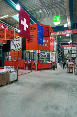 Hornbach Luzern-Littau