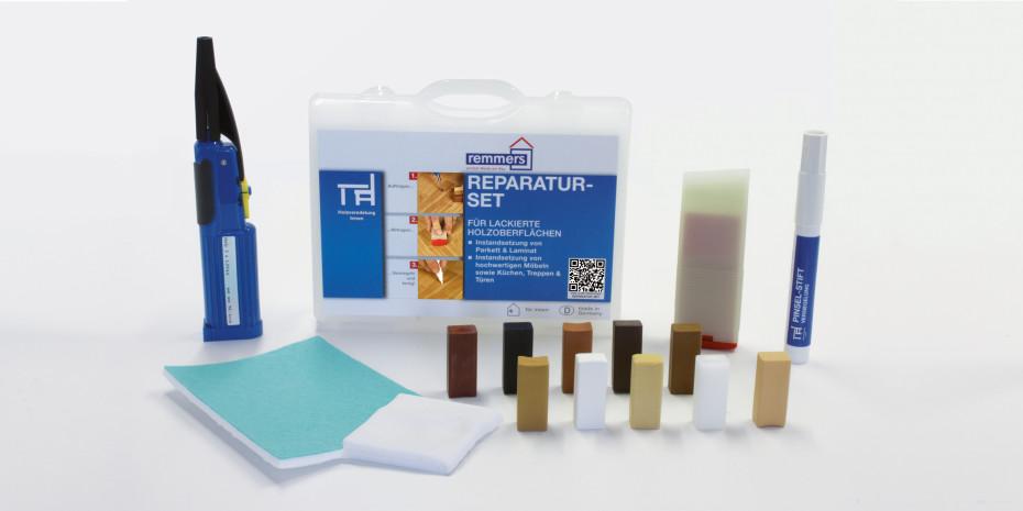 Remmers, Reparatur-Set