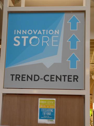 Auf besonderes Interesse dürfte der Innovation Store von Knauber in Pulheim stoßen.
