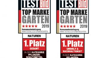 """Substral Naturen ist eine """"Top Marke Garten 2019"""""""