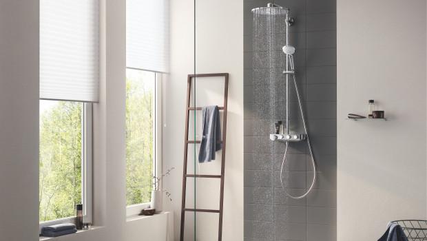 Auch die Gestaltung des Badezimmers wird immer mehr zur Stil-Frage.