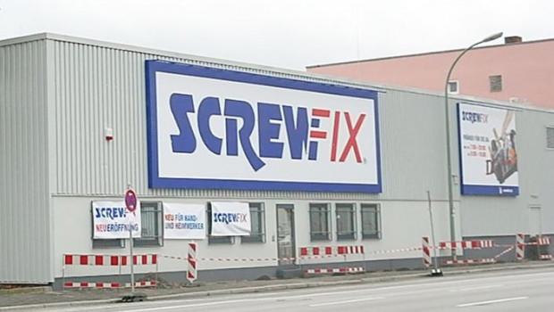Die ersten deutschen Screwfix-Standorte wurden im Sommer 2014 eröffnet. Derzeit gibt es hierzulande neun.