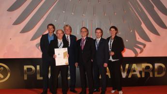 Plus X Award für I&M Bauzentrum
