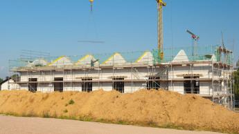Der Wohnungsbau wird 2017 weiter boomen