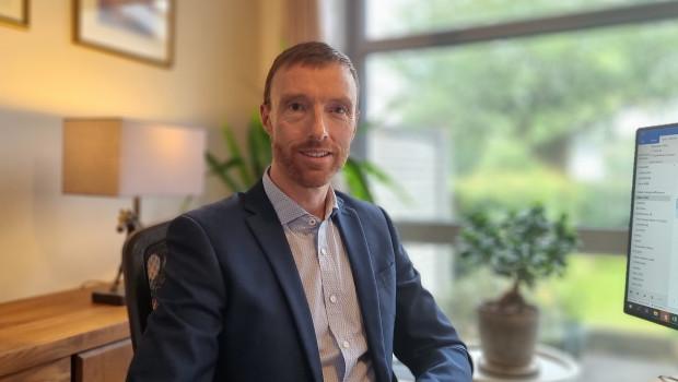 Aidan Campion ist neuer Vertriebsleiter Rohstoffe international bei Floragard.