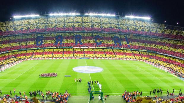 Stanley Black und Decker kooperiert weltweit mit dem Fußball-Giganten FC Barcelona.