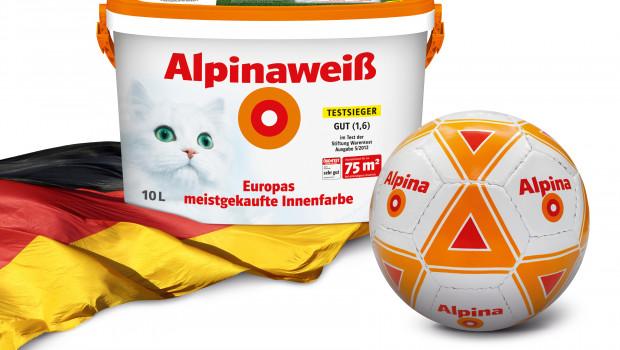Alpinaweiß EM-Aktion, Alpina,