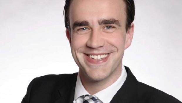 Jan Oertel, Unger Vertriebsleiter Consumer Europa.