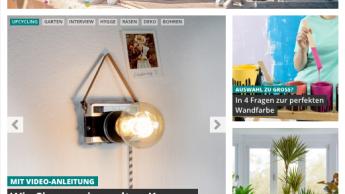 Axel Springer startet DIY-Anleitungsportal, Obi als langfristiger Werbekunde