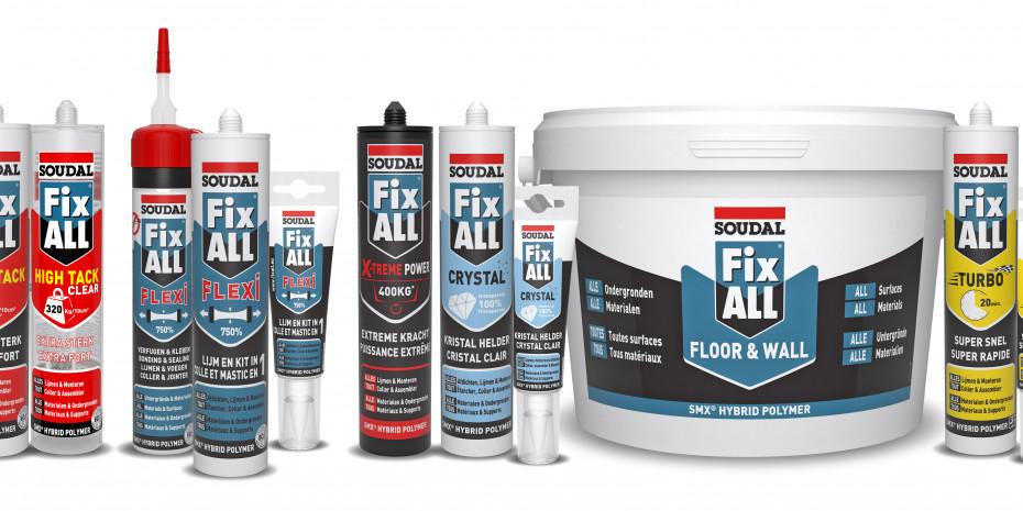 Soudal, Fix All-Produktfamilie