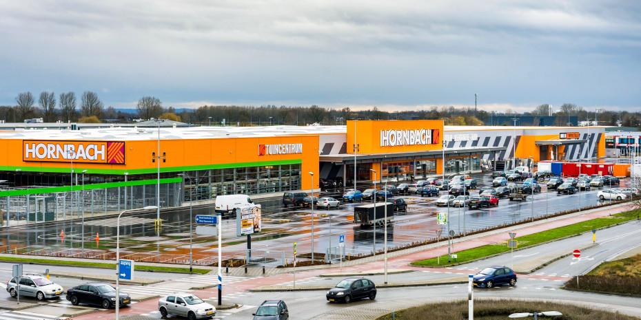 Hornbach, offizielle Eröffnungshandlung