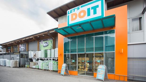 Nach der Umstellung gibt es nun 50 Let's do it-Märkte in Österreich.