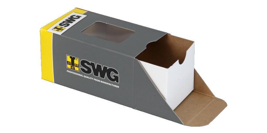 Die neue Verpackung besteht zu 96 Prozent aus recyceltem Material.